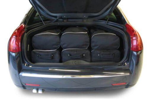 Citroën C6 2006-2012 4d Car-Bags reistassenset