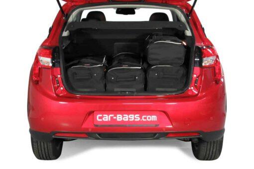 Citroën C4 Aircross 2012-heden Car-Bags reistassenset