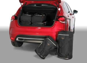 Citroën DS4 2011-heden 5d Car-Bags reistassenset