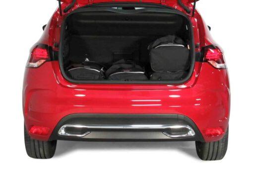 Citroën DS4 2011-heden 5d Car-Bags reistassenset