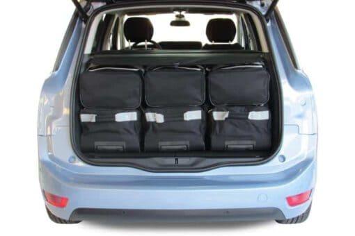Citroën Grand C4 Picasso 2013-heden Car-Bags reistassenset