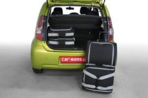 Daihatsu Sirion M3# 2005-2010 5d Car-Bags reistassenset
