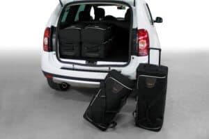 Dacia Duster 1 4x4 2010-2017 Car-Bags reistassenset