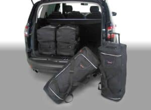 Ford S-Max I 2006-2015 Car-Bags reistassenset