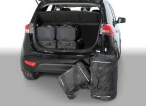 Hyundai ix20 2010-heden 5d Car-Bags reistassenset