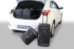 Hyundai i30 (GD) 2012-2016 5d Car-Bags reistassenset