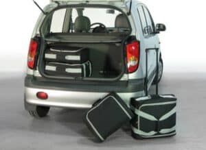 Hyundai Atos 1999-2008 5d Car-Bags reistassenset
