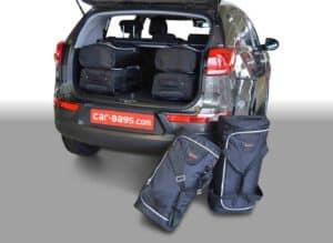 Kia Sportage III (SL) 2010-2015 Car-Bags reistassenset
