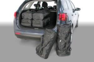 Kia Cee'd (JD) Sportswagon 2012-heden Car-Bags reistassenset