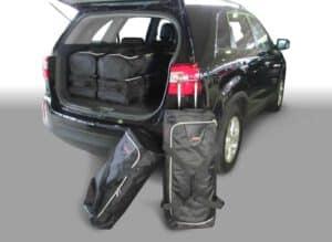 Kia Sorento II (XM) 2009-2015 Car-Bags reistassenset