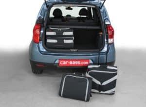 Mitsubishi Colt (Z30) facelift 2009-2013 5d Car-Bags reistassenset
