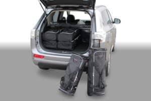 Mitsubishi Outlander PHEV 2013-heden Car-Bags reistassenset