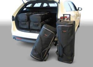 Mazda6 wagon (GH) 2008-2012 Car-Bags reistassenset