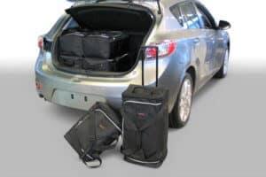 Mazda3 (BL) 2009-2013 5d Car-Bags reistassenset