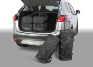 Mazda CX-5 (KE) 2012-2017 Car-Bags reistassenset