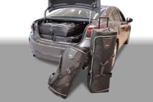 Mazda6 (GJ) 2012-heden 4d Car-Bags reistassenset