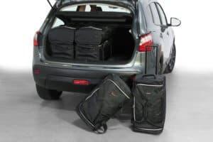 Nissan Qashqai (J10) 2007-2013 Car-Bags reistassenset