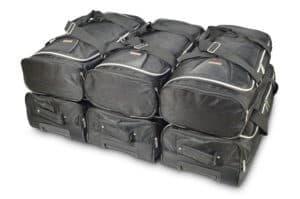 Nissan Qashqai+2 (J10) 2009-2014 Car-Bags reistassenset