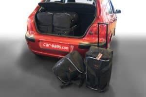 Peugeot 307 2001-2007 3/5d Car-Bags reistassenset