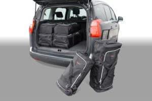 Peugeot 5008 2009-2017 Car-Bags reistassenset