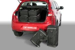 Peugeot 4008 2012-heden Car-Bags reistassenset