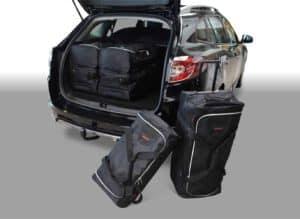 Renault Mégane III Estate / Grandtour 2009-2016 Car-Bags reistassenset
