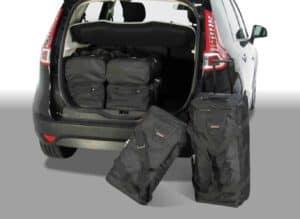 Renault Scénic III 2009-2016 Car-Bags reistassenset
