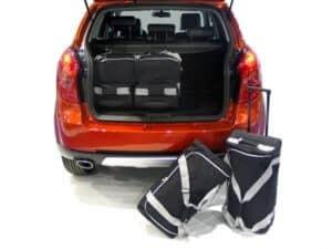 Ssangyong Korando C 2010-heden Car-Bags reistassenset