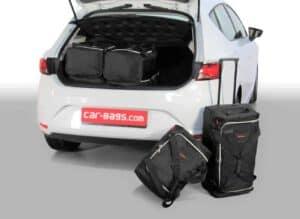Seat Leon (5F) 2012-heden 3/5d Car-Bags reistassenset