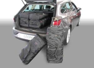 Seat Leon ST (5F) 2014-heden Car-Bags reistassenset
