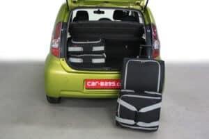 Subaru Justy IV (M300F) 2007-2011 5d Car-Bags reistassenset