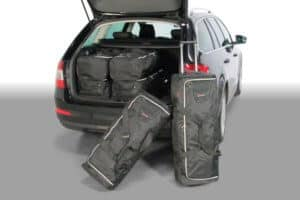 Skoda Octavia III (5E) Combi 2013-heden Car-Bags reistassenset