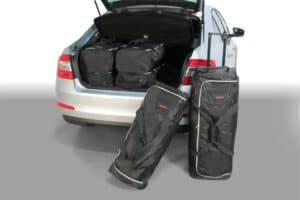 Skoda Octavia III (5E) 2013-heden 5d Car-Bags reistassenset