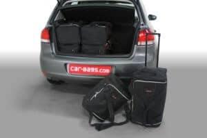 Volkswagen Golf VI (5K) 2008-2012 3/5d Car-Bags reistassenset