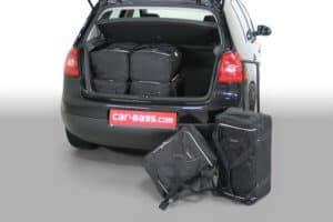 Volkswagen Golf V (1K) 2003-2008 3/5d Car-Bags reistassenset