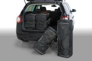 Volkswagen Passat (B6) Variant 2005-2010 Car-Bags reistassenset