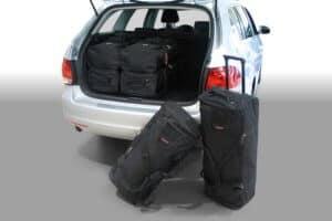 Volkswagen Golf V (1K) & VI (5K) Variant 2007-2013 Car-Bags reistassenset