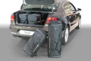 Volkswagen Passat (B7) 2010-2014 4d Car-Bags reistassenset
