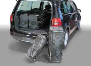 Volkswagen Sharan II (7N) 2010-heden Car-Bags reistassenset