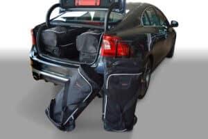 Volvo S60 II 2010-heden 4d Car-Bags reistassenset