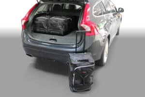 Volvo V60 Plug-In Hybrid 2012-2018 Car-Bags reistassenset