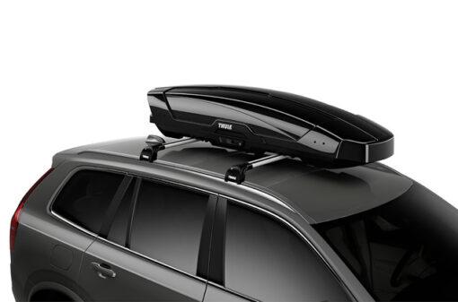 Thule Motion XT Sport Black op auto