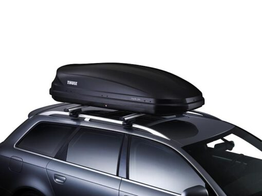Thule Pacific 200 antraciet op auto