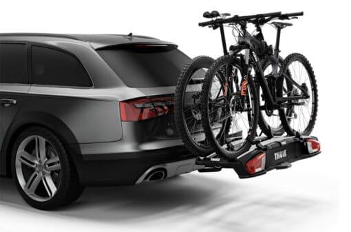 Thule VeloSpace XT 2 met mountainbikes