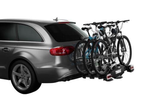 Thule Velocompact 3 7-polig met fietsen