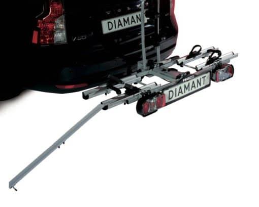 Pro User Diamant oprijgoot - 91549- met fietsendrager