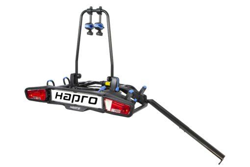 Hapro Atlas Premium met oprijgoot