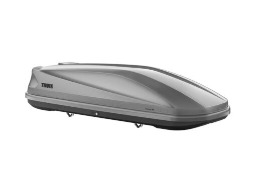 Thule Touring 780 Titan Aeroskin schuin