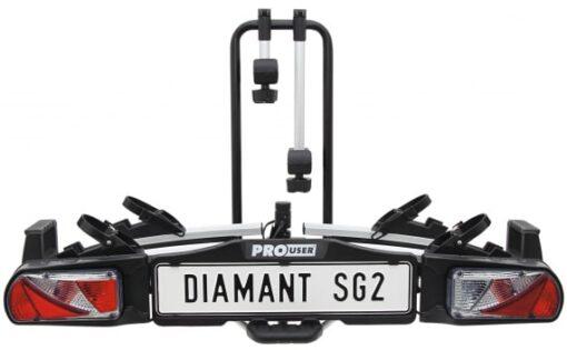Pro User Diamant SG2 voorkant