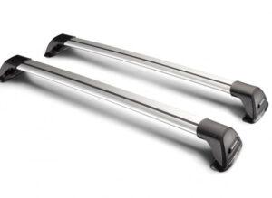Yakima FlushBar Silver - zonder